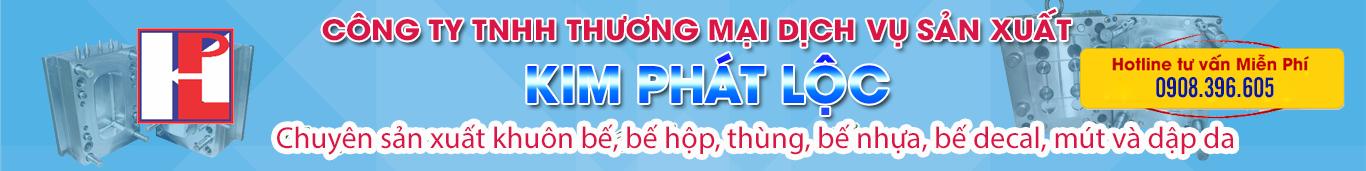 Công ty TNHH thương mại dịch vụ sản xuất Kim Phát Lộc